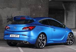 2017 Opel Astra OPC will get 1.6-liter Turbo Engine ...