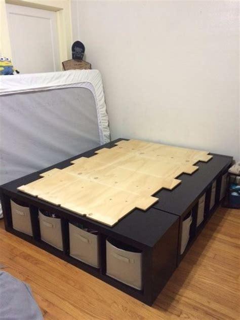 full storage bed ideas  pinterest full size