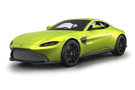 Lease Aston Martin Vantage Coupe S 2dr Sportshift