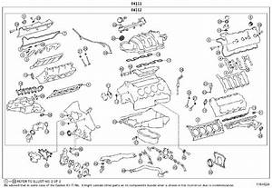 Toyota Tundra Engine Gasket Set  Gasket Kit  Engine