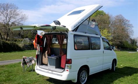 Rent This Mazda Bongo Motorhome For 3 People In Stroud