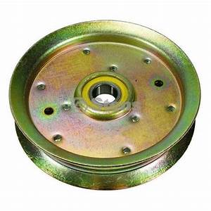 John Deere Zero Turn Mower Deck Idler Pulley