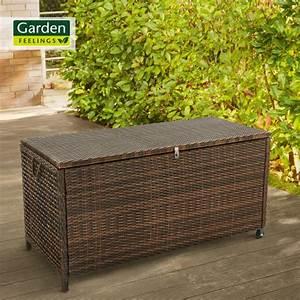 Garden Feelings Aldi : garden feelings geflecht kissenbox von aldi nord ansehen ~ Orissabook.com Haus und Dekorationen