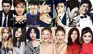 Daniel Henney, Kim Ji Hoon, Jung Kyung Ho, Yoo In Na, IU ...