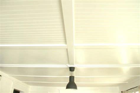 Beadboard Sheets Home Depot : Beadboard Ceiling Panels