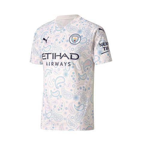 The home of manchester city on bbc sport online. Jersey Puma Manchester City FC Tercera Equipación 2020 ...