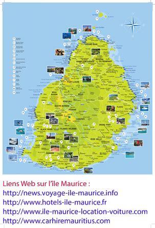 Ile De Tourisme Carte by News Voyage 238 Le Maurice Toute L Info Touristique Sur L