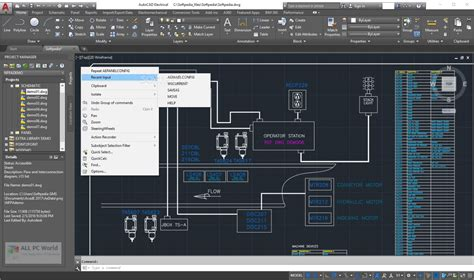 Autocad Electrical Free Download All World