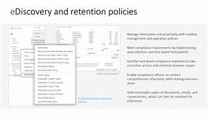 email retention policy template 28 images records With email retention policy template