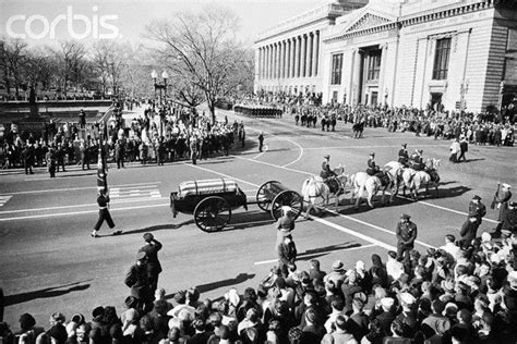 JFK Funeral Procession Televised