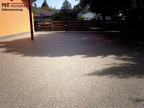 Flüssiger Bodenbelag Innen by Terrassenbelag Sanieren Abdichten Abdichtung Terrasse M T