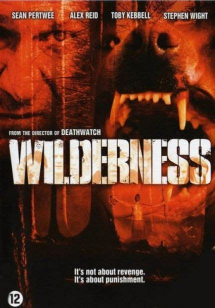 wilderness 2006 film movie trailer cinemagia ro movies horror poster filmhorror posters kuso decepcion jerryshollywoodland titolo