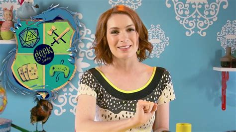 Felicia Day and Geek & Sundry at Comic-Con 2015! - YouTube