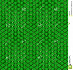 Reptile Scales Seamless Pattern Stock Vector ...