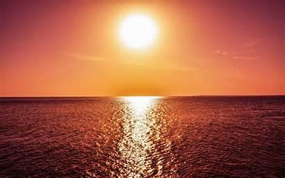 4k Sunset Golden Wallpapers Resolution Ultra Hdwallpaperslife