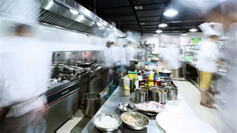 Restaurant Kitchens Serve Up Hostile Working Environments
