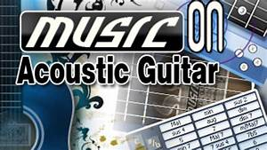 Strum Along With Music On  Acoustic Guitar Next Week