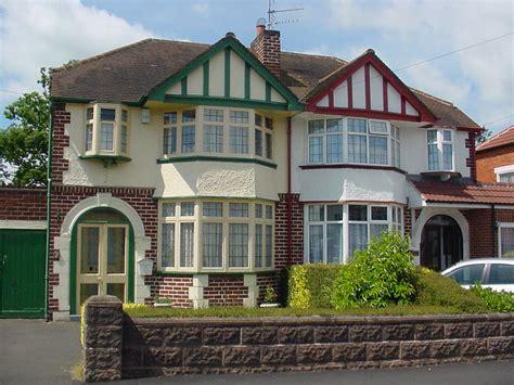 Какие дома в Англии?  виды и типы Английских домов