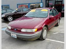 Used 1992 Ford Taurus L Sedan For Sale in WA Autoptencom