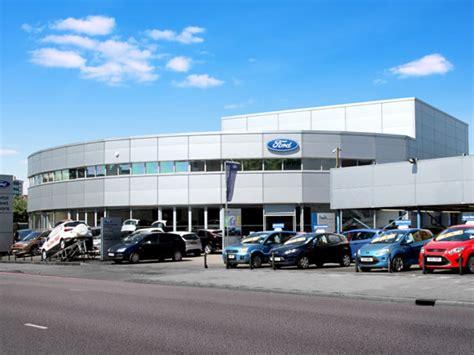 Ford Dealer Locator by Ford Bromley Vertu Motors Plc