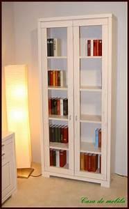 Schrank Regal Weiß : regal akten vitrine schrank b cher vitrinen b ro holz kiefer massiv weiss wei ebay ~ Orissabook.com Haus und Dekorationen