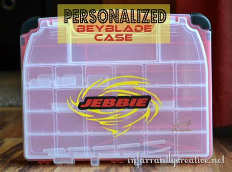 personalized beyblade case infarrantly creative