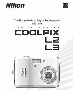 Nikon Coolpix L2 Manual  Camera Owner User Guide And