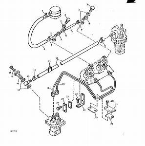 John Deere 990 Tractor Parts Diagram
