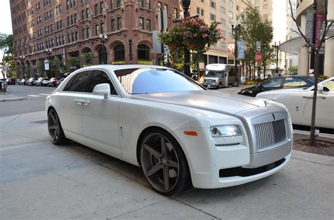 Used Rolls Royce Ghost For Sale by Used 2012 Rolls Royce Ghost For Sale Special Pricing