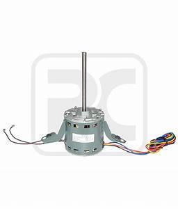 Double Shaft Air Conditioner Indoor Fan Motor Ydk120