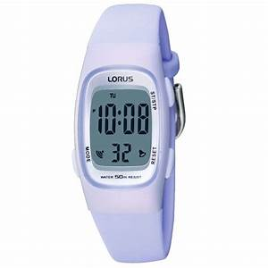 Girl digital watches