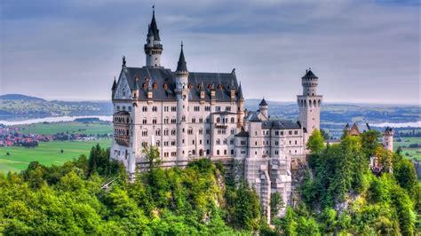 full hd wallpaper neuschwanstein castle bavaria romantic