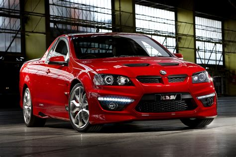 holden car truck hsv 2012 5 updates clubsport maloo return at driveaway