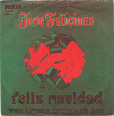 jose feliciano royalties from feliz navidad jos 233 feliciano feliz navidad vinyl at discogs