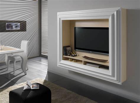 Cornice Porta Tv Porta Tv In Frassino E Tiglio