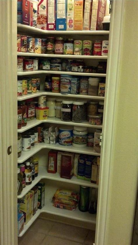 turn closet  pantry home decor