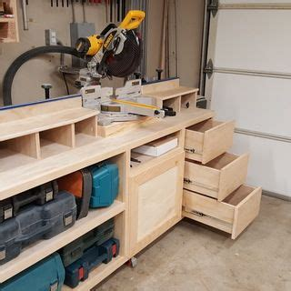 ultimate miter  stand downloadable plan woodworking