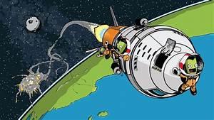 Kerbal Space Program Wallpaper 1366x768 - Pics about space