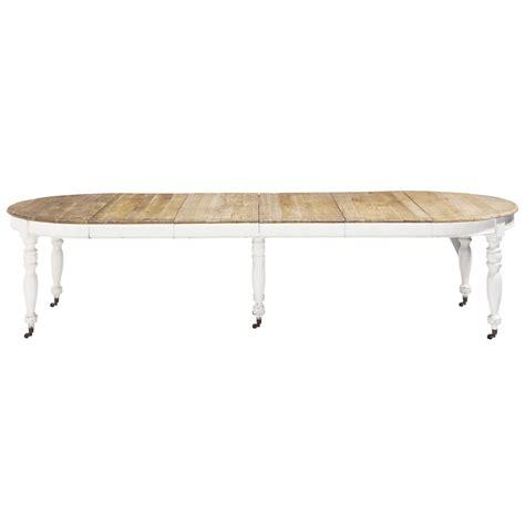 maisons du monde provence table 10 8 quot table de salle 224 manger 224 l 325cm