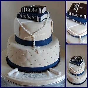 Confirmation Cake - cake by It's a Cake Thing - CakesDecor