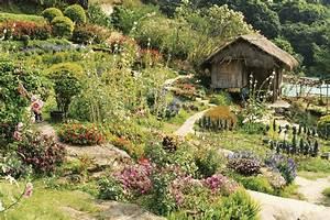 Jardins à L Anglaise : un jardin l anglaise ~ Melissatoandfro.com Idées de Décoration