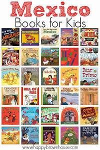 Mexico Books for Kids Happy Brown House