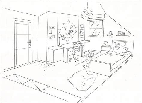 chambre dessin chambre enfant dessin des idées novatrices sur la