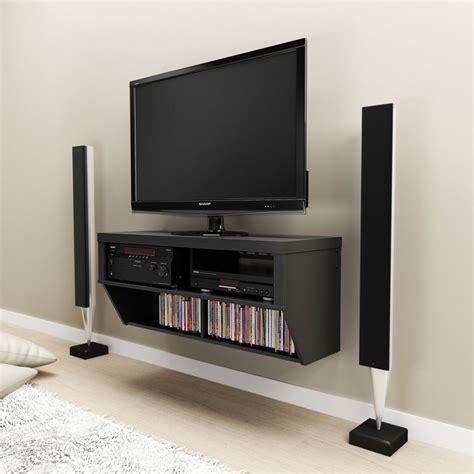 mid century modern teak sliding door flat screen tv wall cabinets offering space saving
