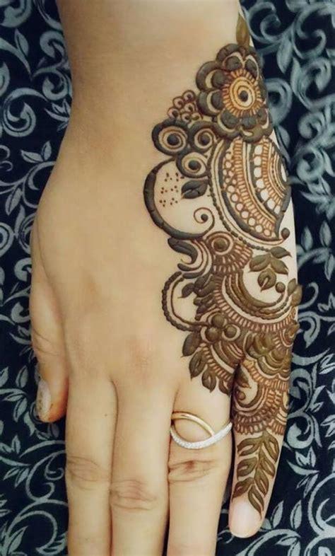 falguni rajpara new bridal mehndi style henna design gallery 2017 topmehndidesigns