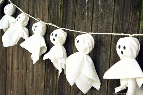 ghost decorations 9 fun diy halloween decorations for your front porch redfin