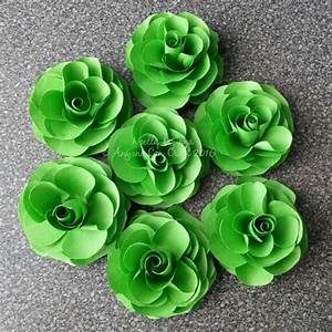 How to make a paper rose flower type 2 anyone can craft for Anyone can craft