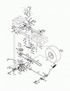 Mtd Riding Mower Parts Diagram