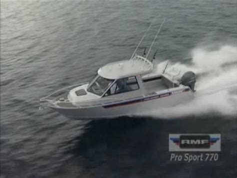 Amf Boats For Sale Australia by Amf Pro Sport 770 Hardtop Cabin Plate Aluminium Boat