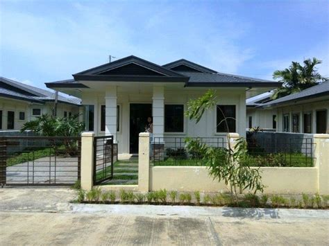 Bungalow Model House And Lot For Sale In Davao City, Davao